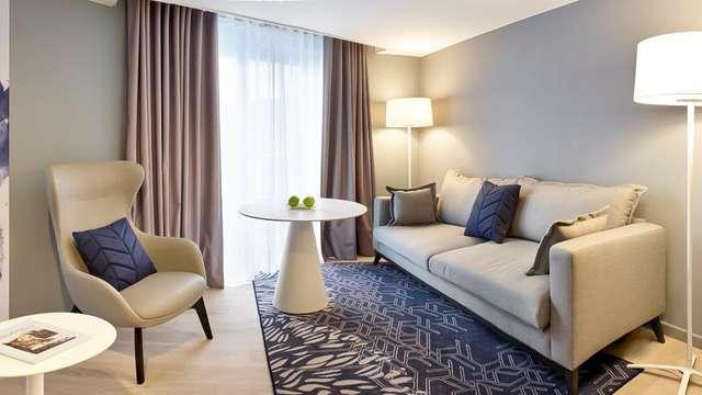 Junior Suite Promo: Weekendje weg in luxe in hartje  van Spa