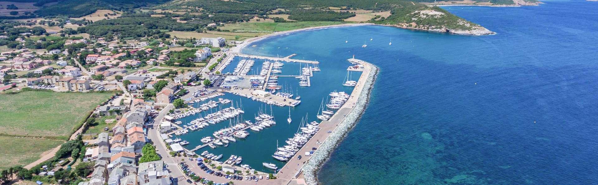 Évasion en bord de mer à Macinaggio