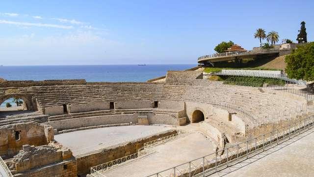 Escapada a Tarragona para disfrutar de una ciudad con mucha historia