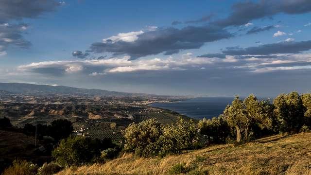 Vacanza in Calabria: in camera vista mare con SPA e in mezza pensione!