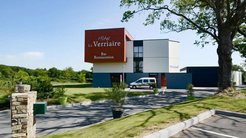 Hotel The Originals La Verriaire - EDIT_FRONT_01.jpg