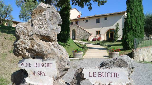 Le Buche Wine Resort Spa