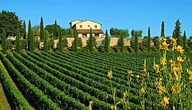 Offre pour l'été, séjour de 5 nuits dans un délicieux resort en Toscane