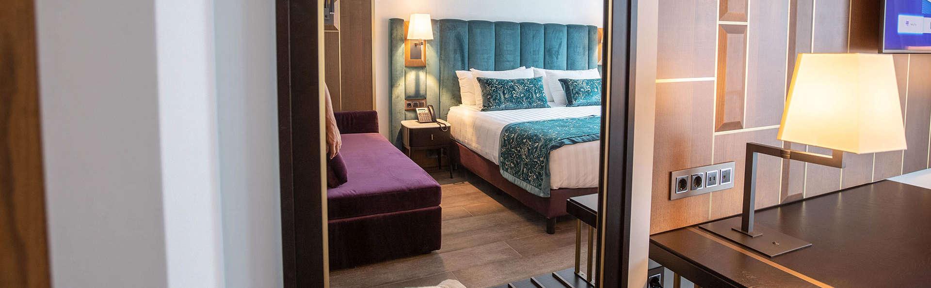 Escapada VIP: habitación superior, masaje y cena incluidos