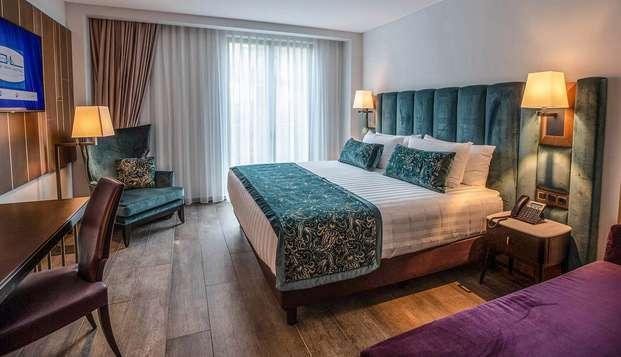 Relax con spa en un hotel boutique de Sant Feliu de Guíxols