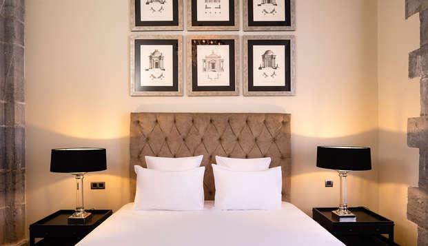 Découverte de Valenciennes dans un superbe hôtel de luxe