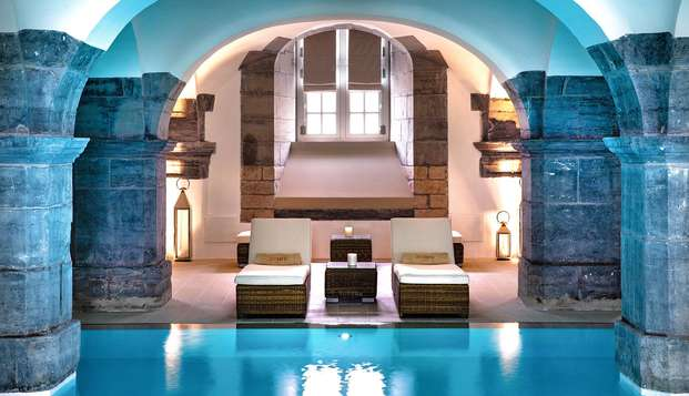 Séjournez et détendez-vous dans un hôtel de luxe à Valenciennes