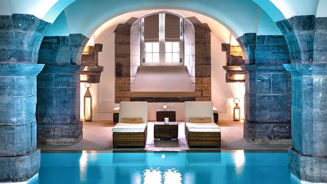 Royal Hainaut Spa Resort Hotel