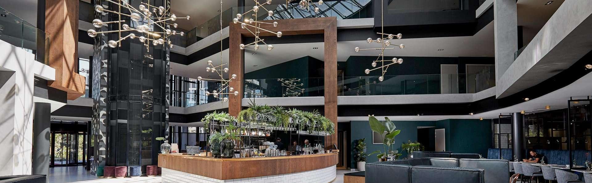 Séjournez dans le plus grand hôtel avec centre de wellness du Benelux à l'aéroport de Schiphol