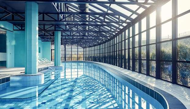 Verblijf in Benelux' grootste hotel met wellness bij Schiphol Airport