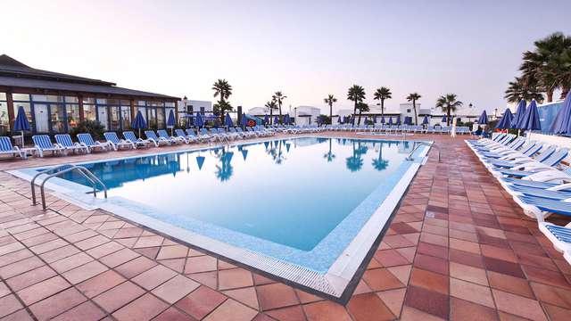 Vacaciones con Todo Incluido en Playa Blanca, Lanzarote