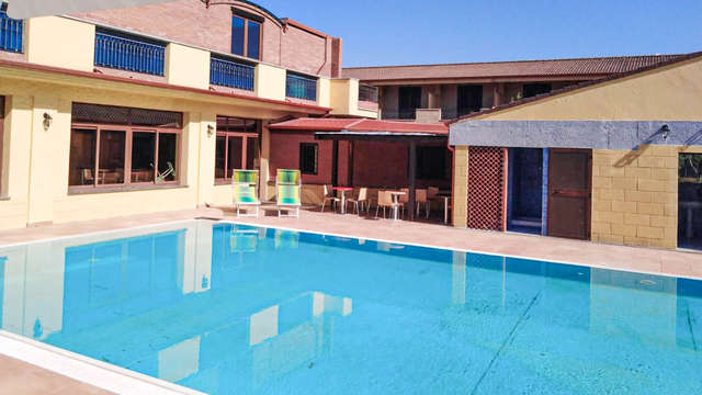 Oferta en Sibari: 2 noches en un resort 4* en la costa jónica