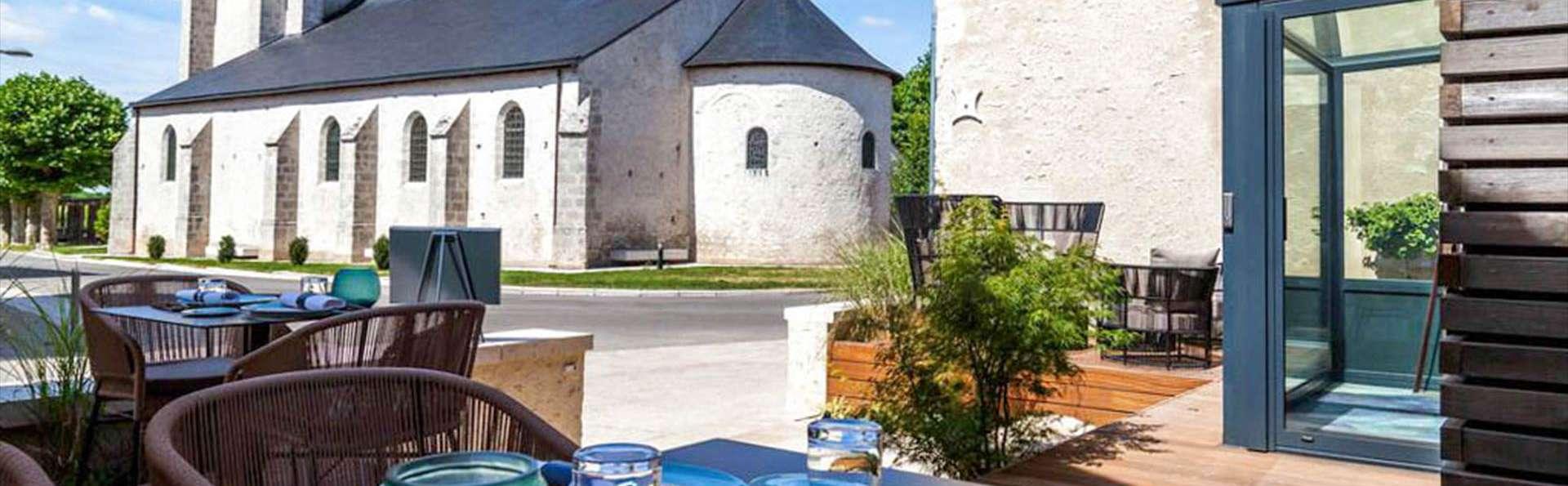 Table bistronomique à deux pas de Blois