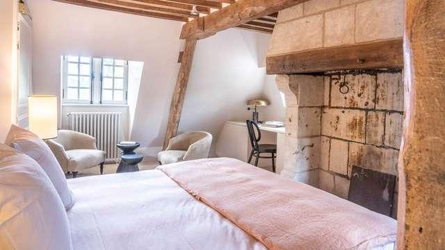 Séjour en suite dans un ancien manoir près de Deauville