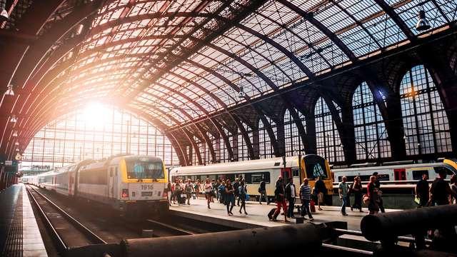 Offre spéciale hiver:  Découvrez Anvers avec parking gratuit et centre de bien-être!