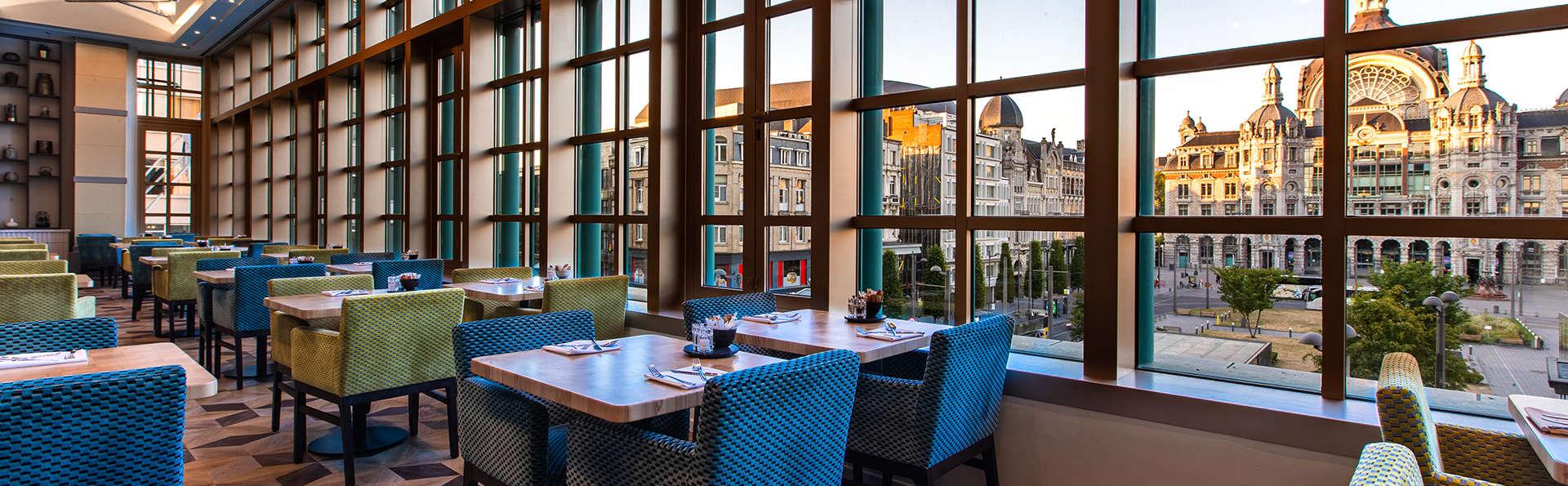Réservez dès maintenant le week-end de vos rêves à Anvers