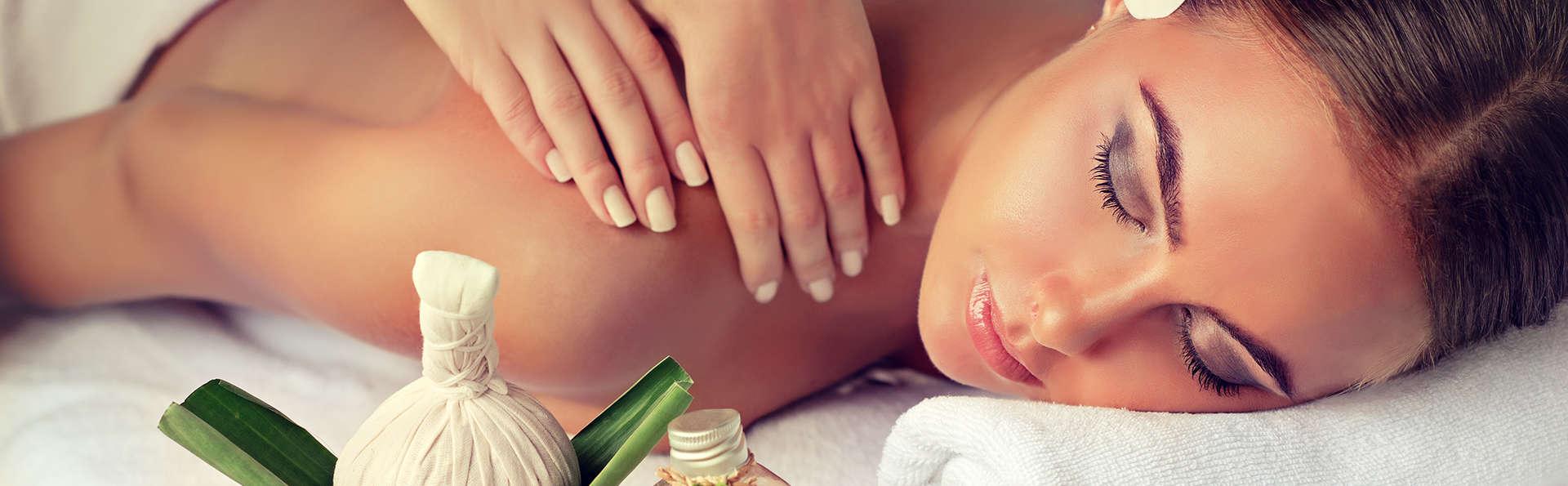 Desconexión total con spa y masaje en Sant Feliu de Guíxols