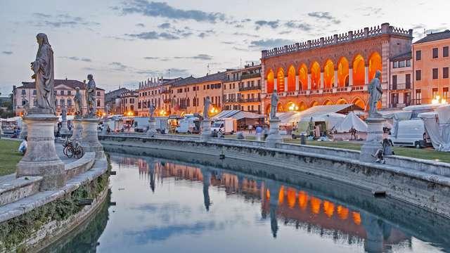 Soggiorno in elegante Hotel 4* nel cuore di Padova