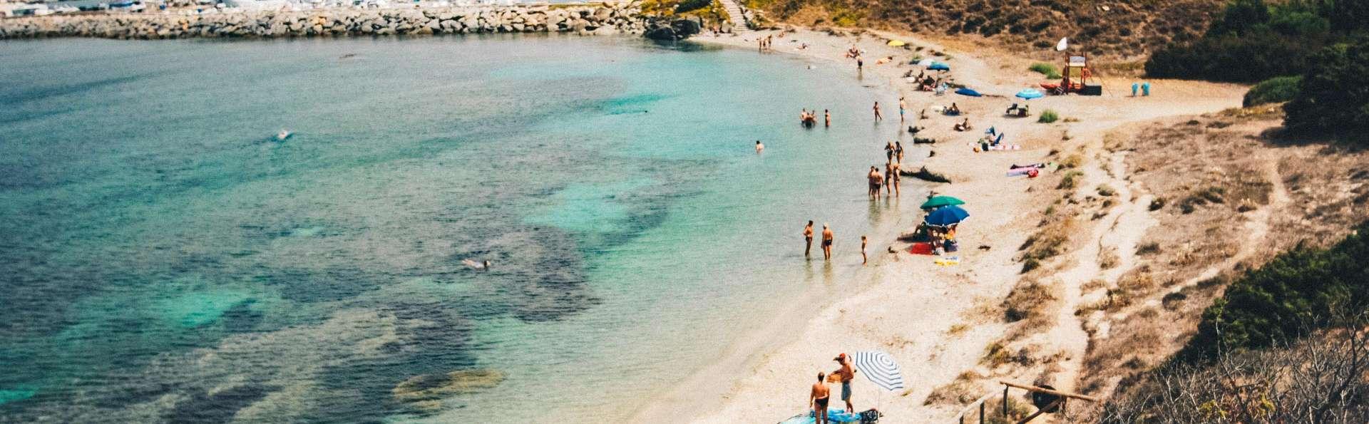 Séjour à la mer en Sardaigne à Quartu Sant'Elena