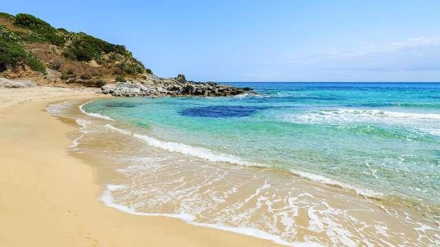 Haz una escapada a Cerdeña cerca de las playas del golfo de Cagliari