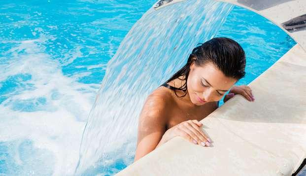 Relax con spa y masaje en Sant Feliu de Guíxols