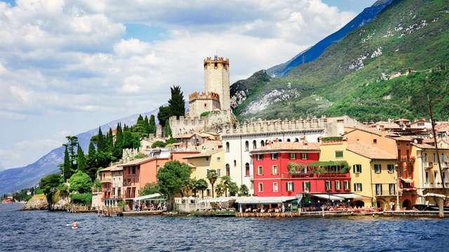 Soggiorno di relax a Riva del Garda