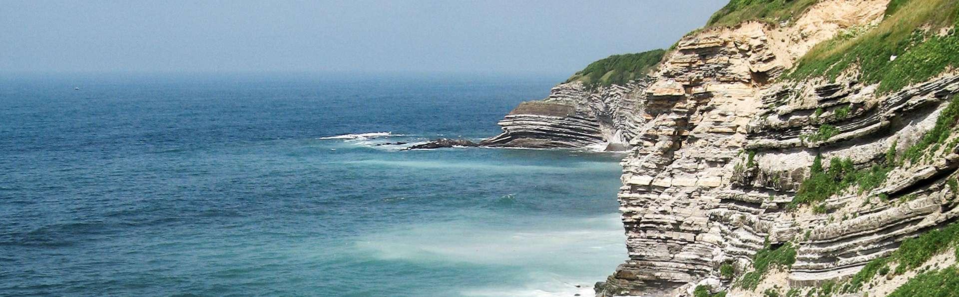 Profitez du calme sur la côte basque dans une Chambre Luxe Terrasse Vue sur St jean de luz