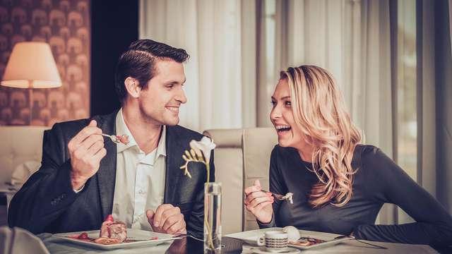 Escapada en las Rías Baixas con cena  y detalles románticos