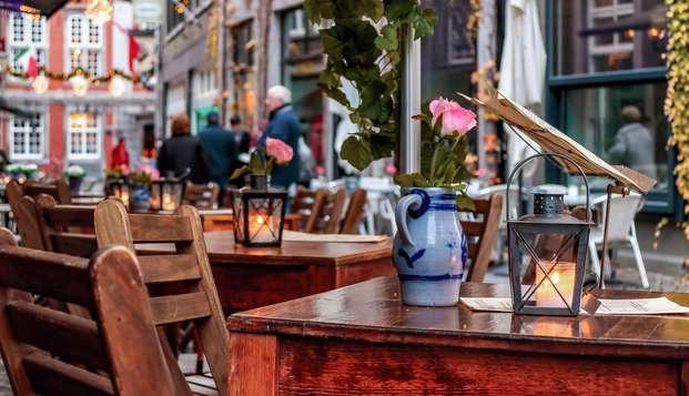 Découvrez Maastricht et les magnifiques environs du Limbourg