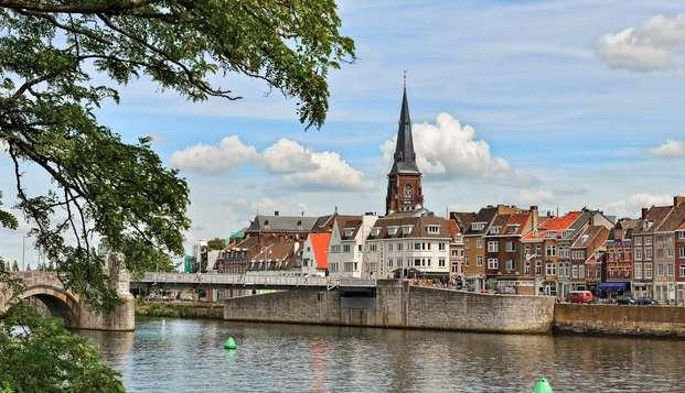 Week-end shopping à Maastricht