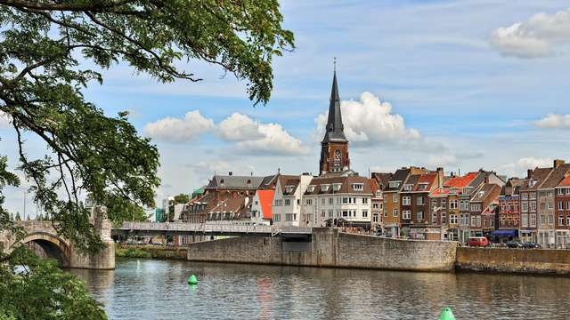 Charme en comfort in het gezellige Maastricht!