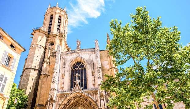 ¡Descubre los sabores provenzales en Aix-en-Provence!