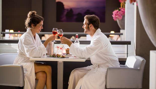 Saint-Valentin VIP : Amsterdam sur les canaux et détente au Spa Zuiver (à partir de 2 nuits)