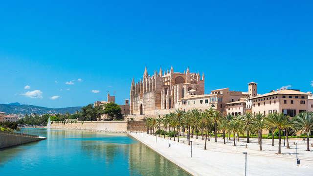 Escapada en moderno hotel 4* en el centro de Palma de Mallorca