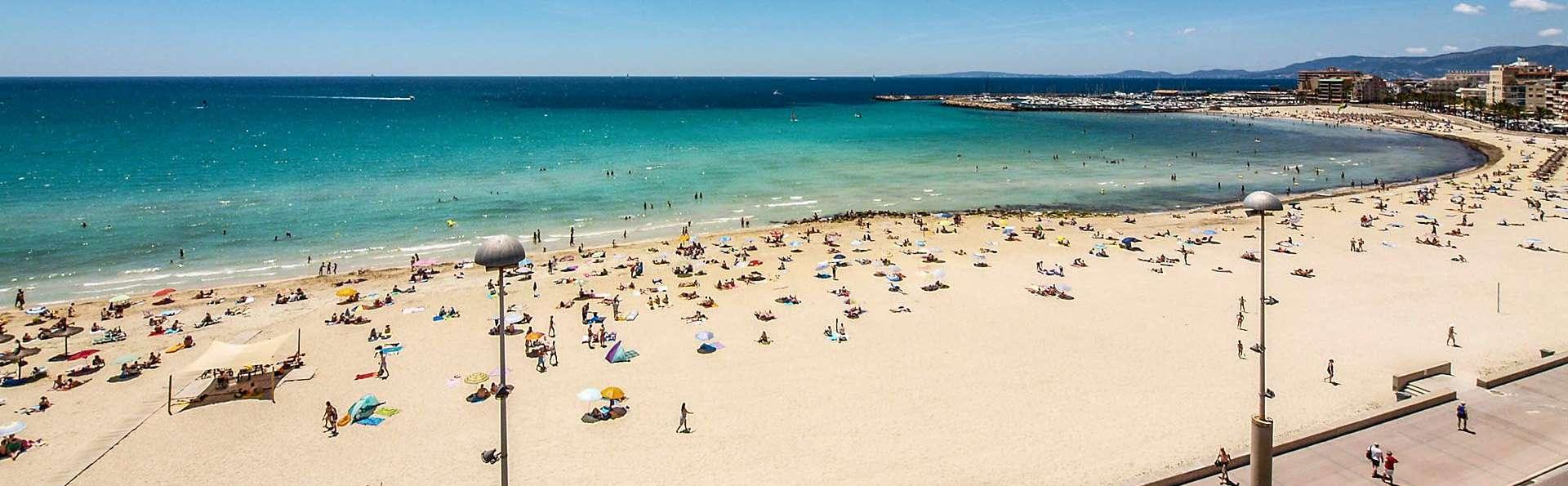 Parenthèse en bord de mer, découvrez l'île de Majorque dans un hôtel 3* avec petit-déjeuner inclus