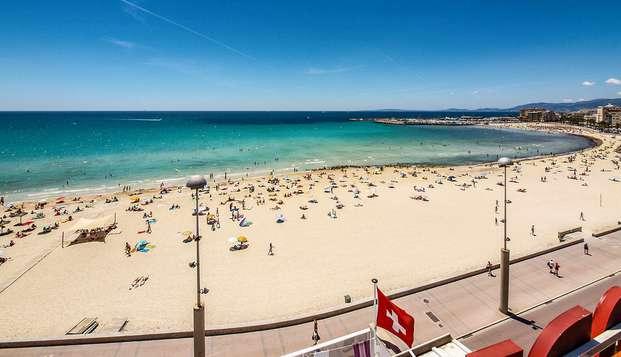 Paréntesis en la orilla del mar, descubre la isla de Mallorca en un hotel 3* con desayuno incluido