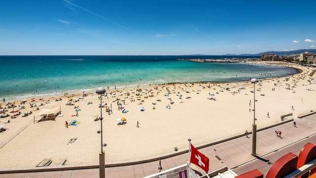 Parentesi in riva al mare: scopri l'isola di Maiorca in un hotel a 3 stelle con colazione inclusa