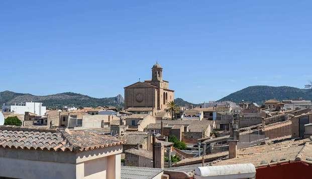 Découvrez un village de Majorque avec beaucoup de charme, Llucmajor vous attend