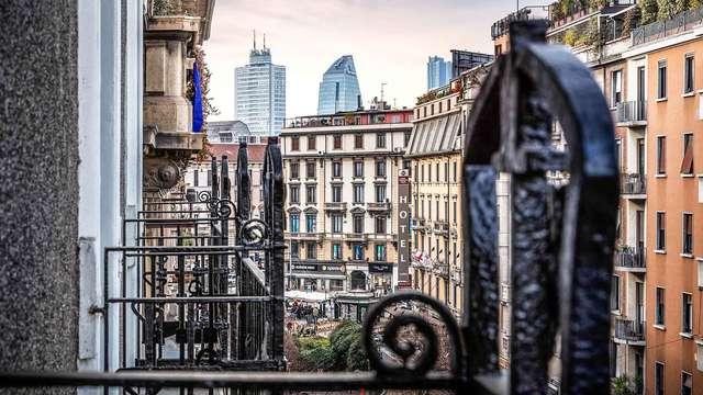 Aanbieding voor lang verblijf in Milaan (vanaf drie nachten)