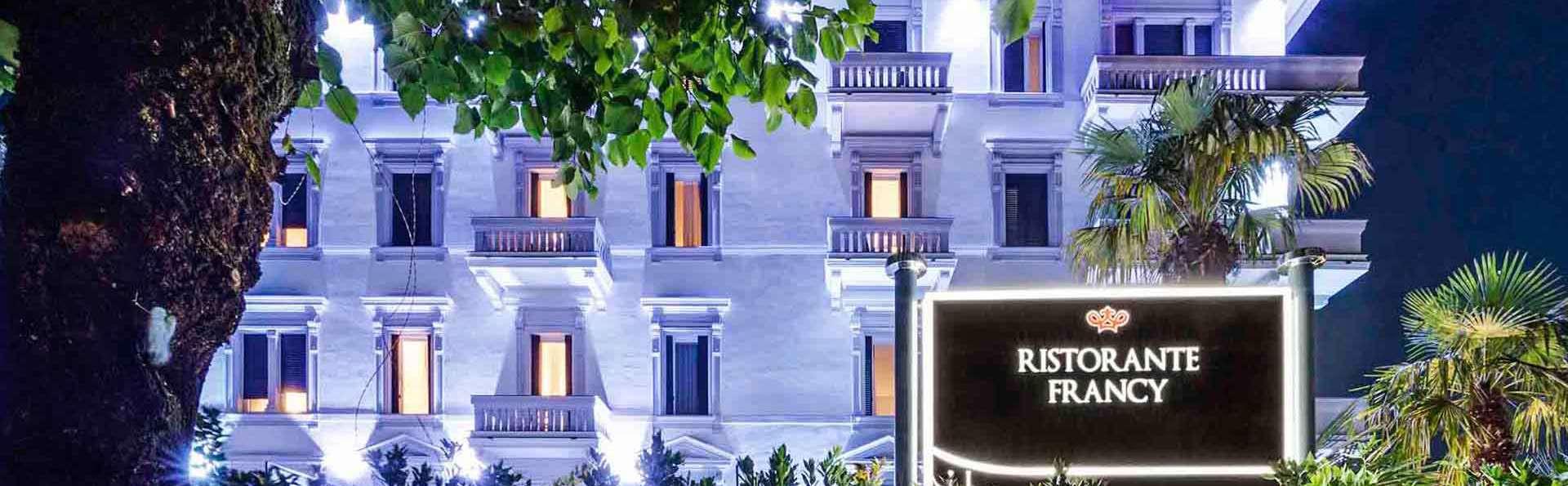 LHP Hotel Montecatini Palace & SPA - EDIT_FRONT_ENTRACE_FRANCY_RESTAURANT_01.jpg