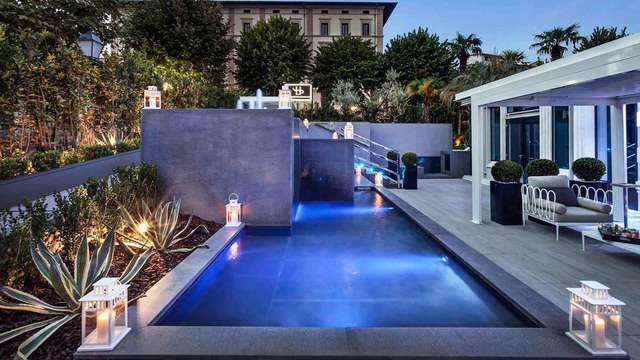 Relax en Montecatini Terme con acceso al spa