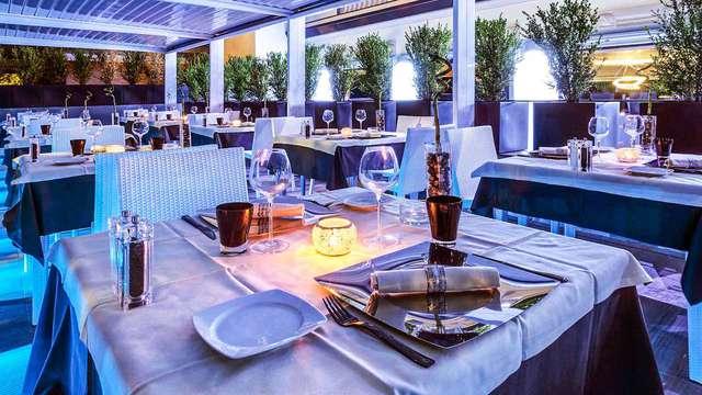 Fin de semana con cena en Montecatini Terme en hotel 5 *