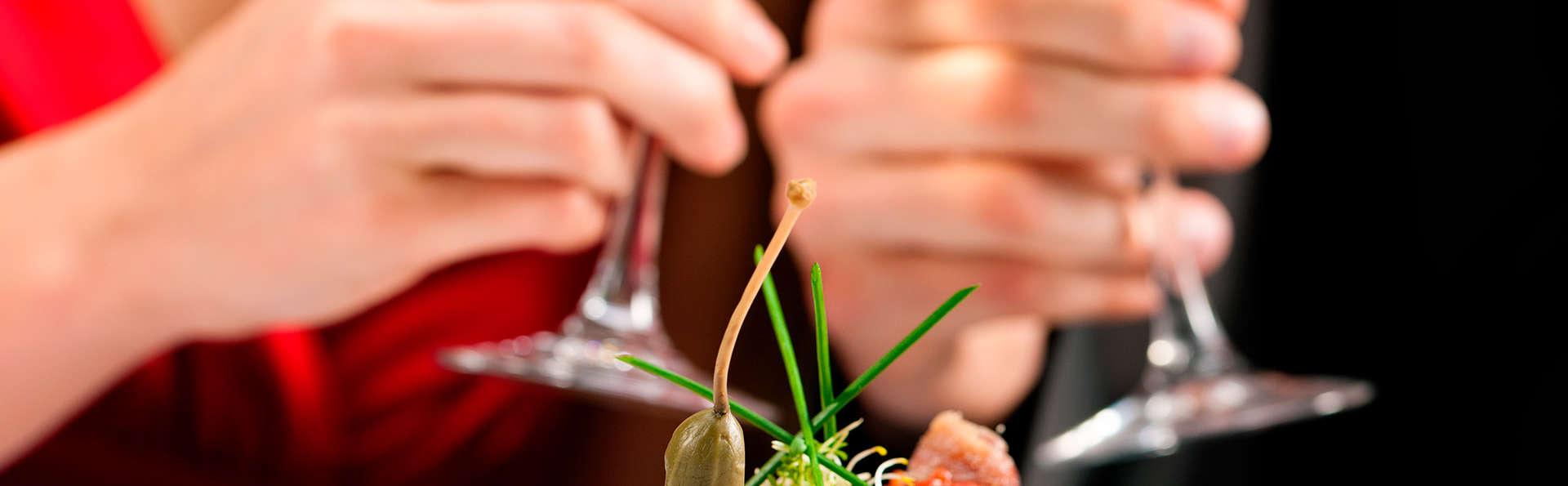 Découvrez le nouveau concept gastronomique d'Andorre lors d'un dîner