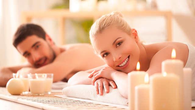 masaje en pareja para 2 adultos