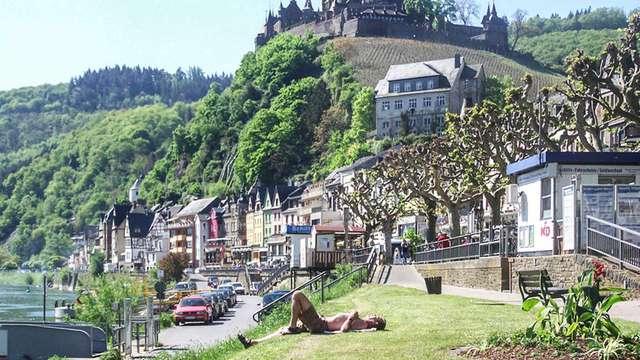 Moselstern Hotel Brixiade Triton