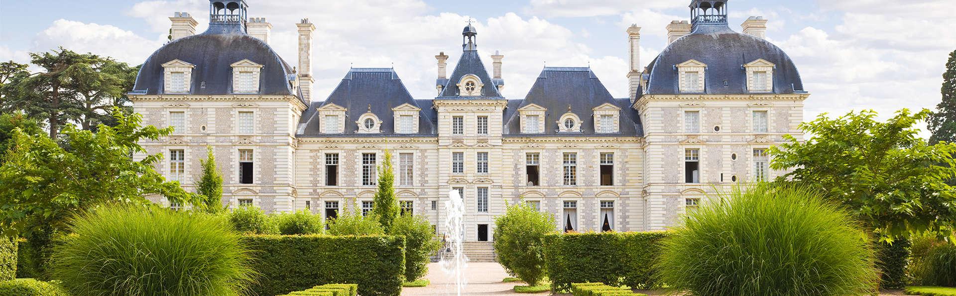 Culture et gourmandises au coeur des châteaux de la Loire (à paritr de 2 nuits)