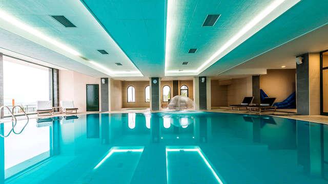 Ofertón de última hora en media pensión con acceso al Spa en un elegante complejo en Huelva