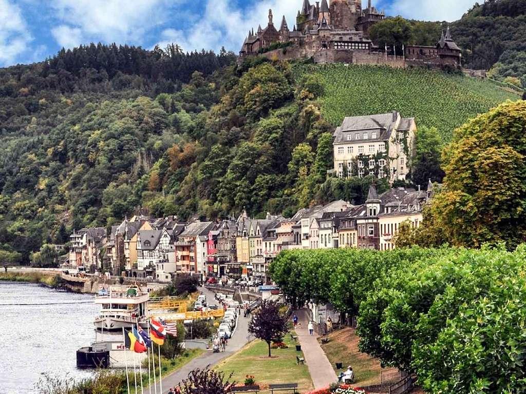 Séjour Allemagne - Profitez de la vie sur les rives de la Moselle dans une authentique vinothèque  - 3*