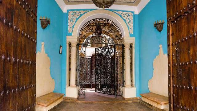 Découvrez l'Andalousie depuis votre suite dans un palace paradisiaque d'Écija