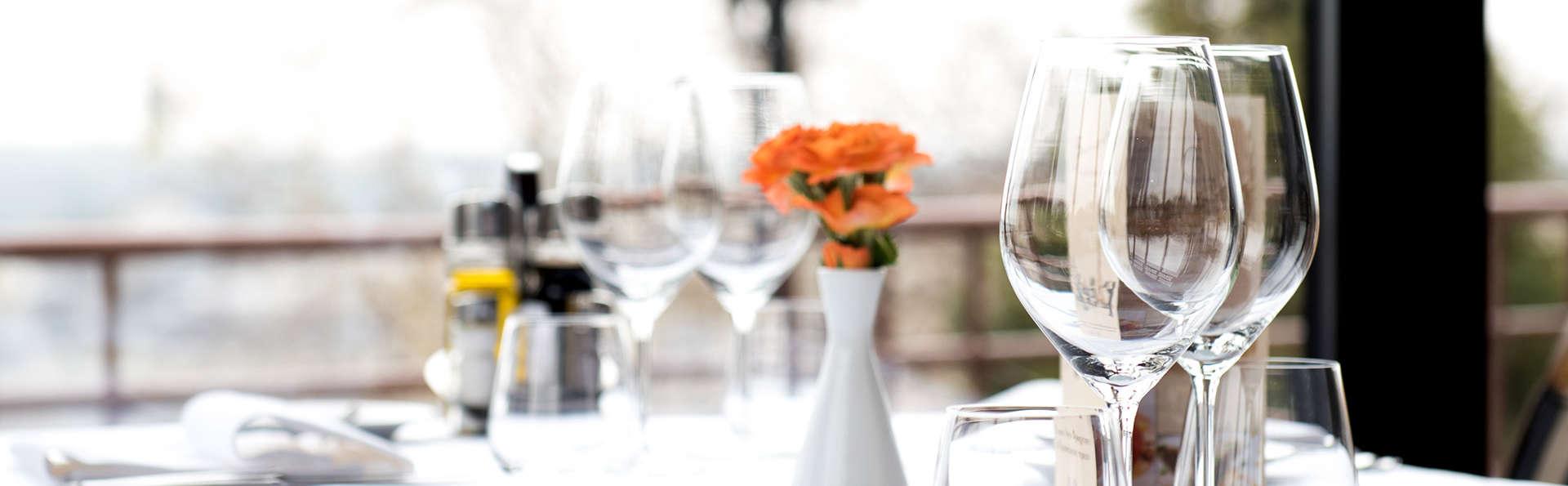 Détente & dîner aux portes de Bordeaux